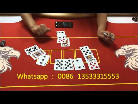 Flash poker analyzer - Flash cheating device