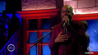 Darius Rucker Performs 'For The First Time'   The View