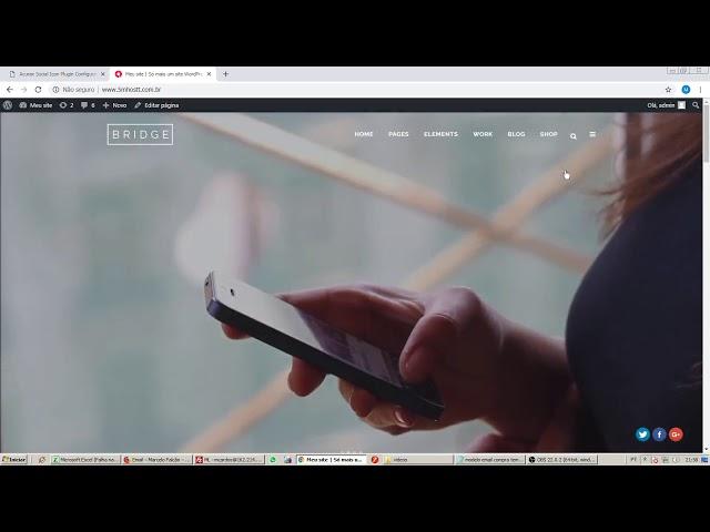 Plugin útil: Como colocar botões flutuantes de redes sociais no seu site wordpress