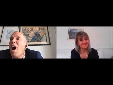 Rob Rinder talks to Helen Dewdney about the questions people ask him