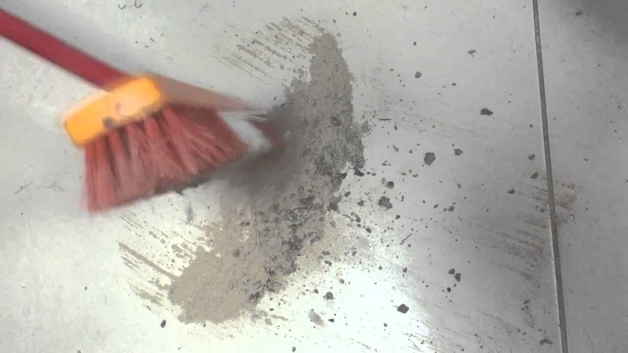 Deterjan,solvent, vb Dökülmelerde %100 Tek Adımda Kuru Temizlik
