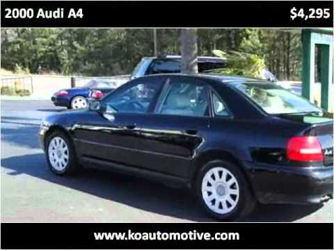 Audi A Used Cars Columbia SC YouTube - Audi columbia sc