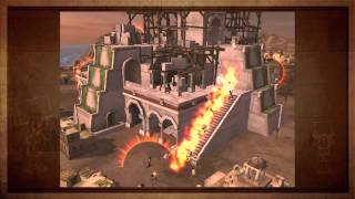 Babel Rising 3D Official Android Trailer