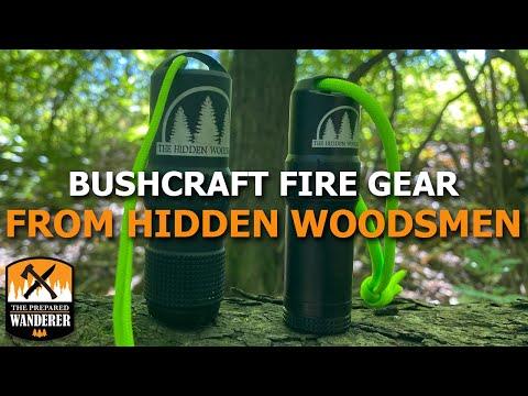 New Bushcraft Fire