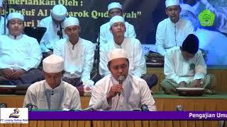 Gus Afif Suluk Ya Waridal - Al Mubarok Qudsiyyah Pra Acara