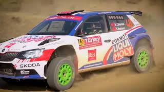 WRC rally car racing 2019 highlights all stages