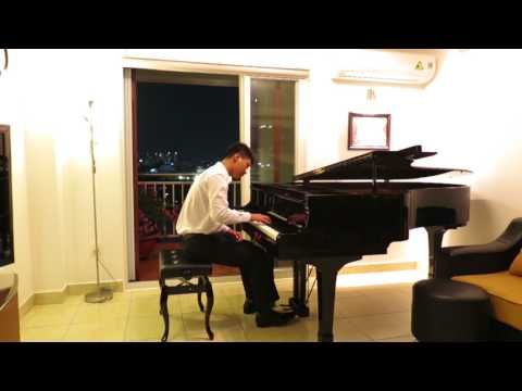 Baokhapiano. Scherzo No. 2 In B-flat Minor, Op. 31 (Chopin)