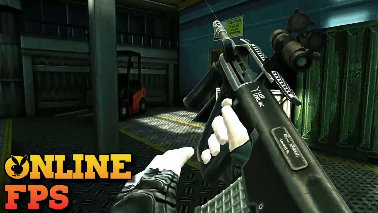 Online Shooter Game