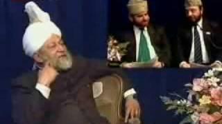 Question and Answer Session 1994 English Hadrat Mirza Tahir Ahmad Ahmadiyya Islam Pakistan Part 3/5