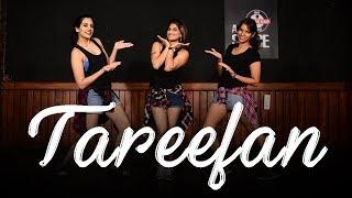 Tareefan   Dance Fitness Choreography by Vijaya Tupurani   QARAN Ft. Badshah