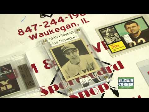 Baseball Cards Can Be a Successful Investment - Millionaire Corner