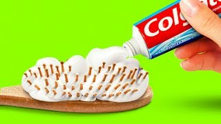 31 UNBELIEVABLE TOOTHPASTE HACKS