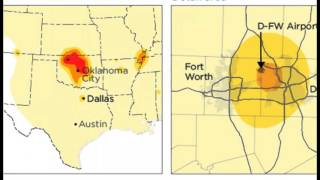 National Hazard Map Shows Dallas Earthquake Risk Has Grown Tenfold