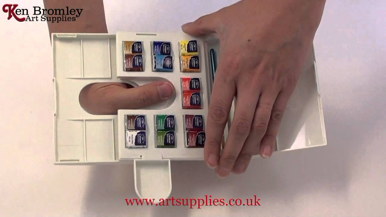Wn Cotman Compact Set Youtube