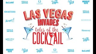 LAS VEGAS INVADES TALES OF THE COCKTAIL 2014
