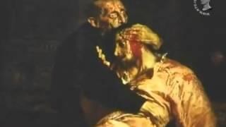 Художник Илья Репин и Государственный Русский музей, Санкт-Петербург, Россия. фильм
