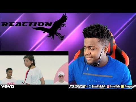 Jake Paul's Sister! SUNNY - WAVE ft. Lil Jamez (Official Music Video) | REACTION