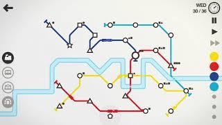 GBHBL Game Review: Mini Metro (Mobile)