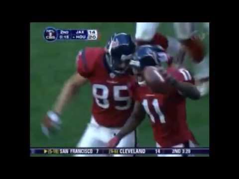 Houston Texans Best Punt Returns