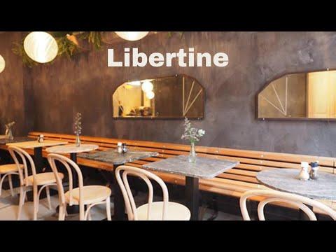 Libertine Cafe Amsterdam // HOTSPOT vlog #19