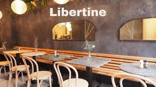 Libertine Cafe Amsterdam // HOTSPOT vlog #19 // Your Little Black Book
