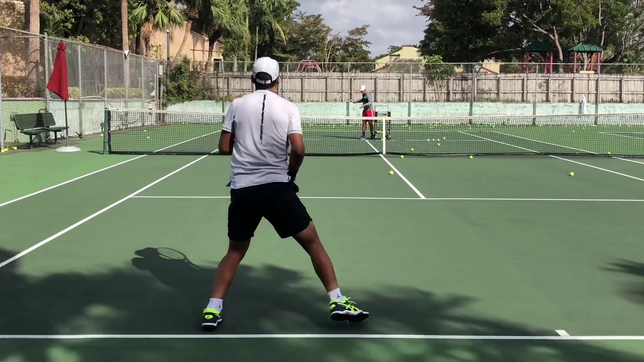 online store c74c6 33275 High Performance Tennis in Miami with coach Brian Dabul former  80 ATP and  world  1 ITF juniors