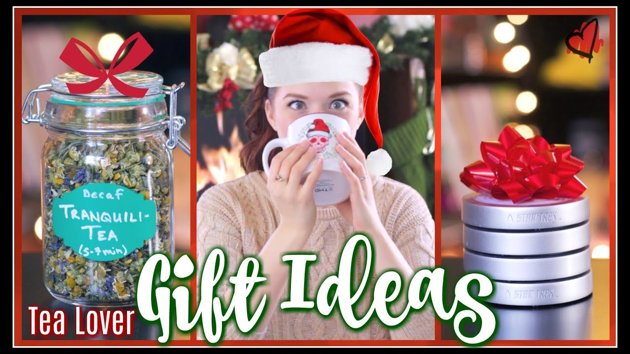 Last Minute Gift Ideas for Tea Lovers - Cheap and Easy - Teatime ...