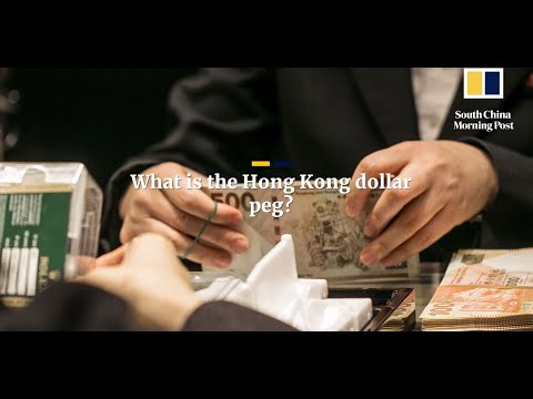 What Is The Hong Kong Dollar Peg?