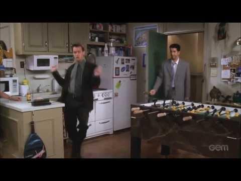 Chandler Bing Dance Vine #2