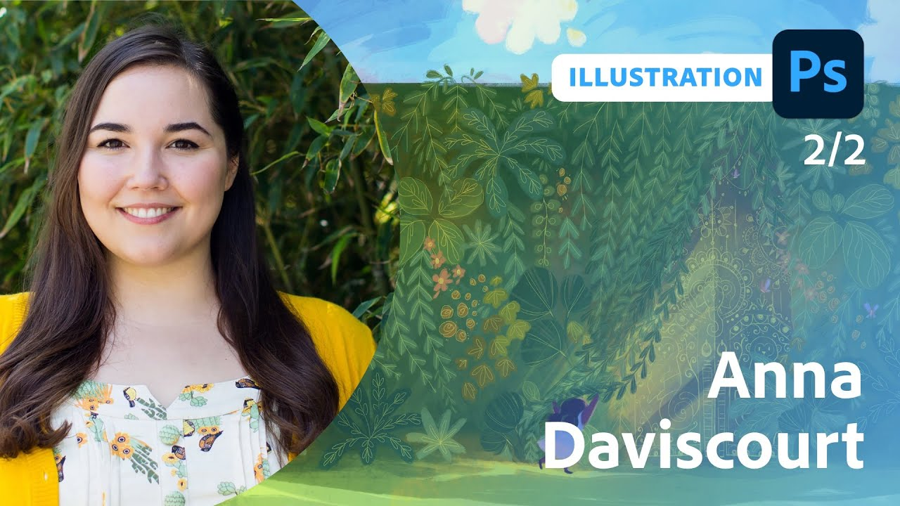 Conveying Movement to Your Illustrations with Anna Daviscourt - 2 of 2