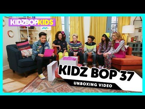 KIDZ BOP 37 Surprise Unboxing with The KIDZ BOP Kids!