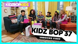 KIDZ BOP 37 Surprise Unboxing with The KIDZ BOP Kids!