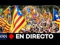 EN DIRECTO REACCIÓN EN BARCELONA SENTENCIA AL PROCÉS