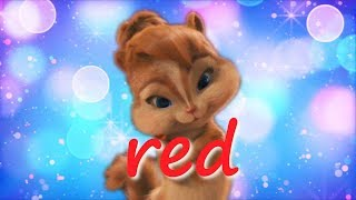 The chipettes - Red