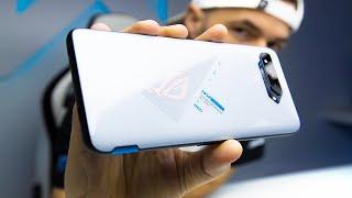 ROG PHONE 5: UNBOXING do SMARTPHONE MAIS PODEROSO do PLANETA [18GB RAM]