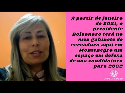 """""""Fui eleita com a bandeira Conservadora, sou Bolsonaro"""""""