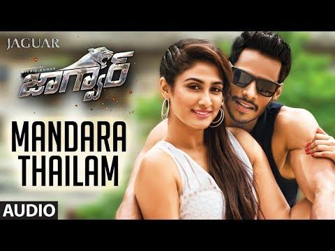 Jaguar Telugu Movie Songs | Mandara Thailam Full Song | Nikhil Kumar, Deepti Saati | SS Thaman