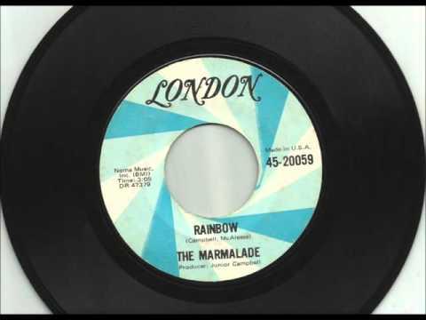 Rainbow , Marmalade , 1970 Vinyl 45RPM