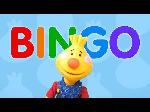 BINGO   Sing Along With Tobee   BINGO Dog Song   Kids Songs