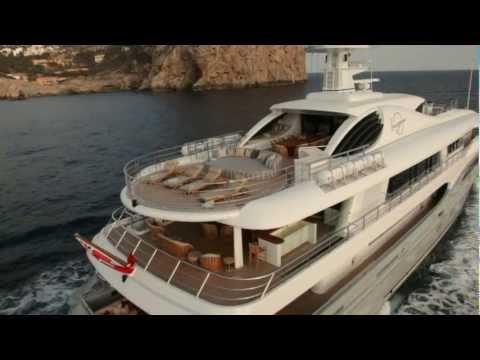 Charter: Motor Yacht Imagine
