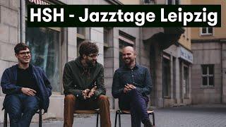 Heuken|Stadtfeld|Heigenhuber live @ Jazztage Leipzig