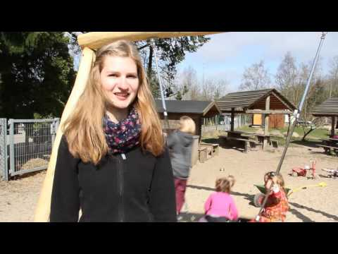 Volunteering in a Danish kindergarten through AFS