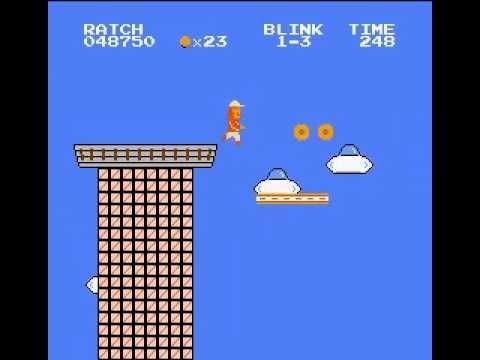 Blink (SMB Hack) (NES)