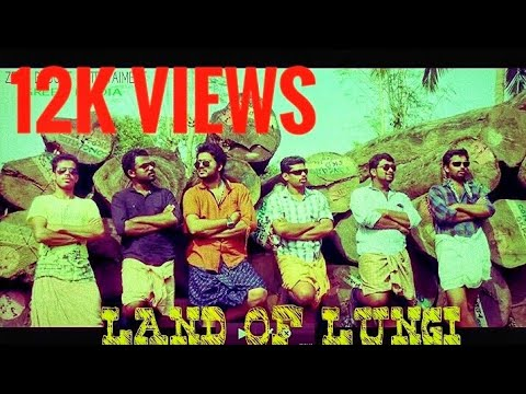 """WELCOME TO THE LAND OF LUNGI"" HD Song 2014"
