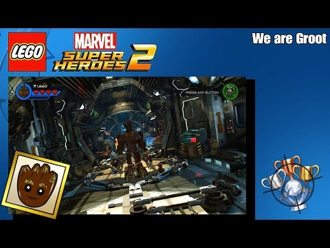 marvel lego achievement guide