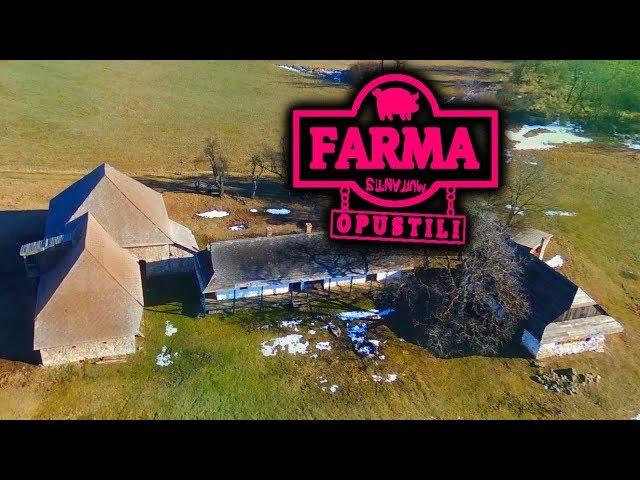Opustená Farma 6 🌾 Ivan Donoval 👨🌾 Urbex Dokument 🌾