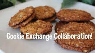 Anzac & Kingston Biscuits - Christmas Cookie Collab Day 12 Thumbnail
