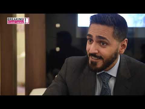 Issam Kazim, chief executive, Dubai Tourism