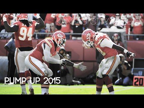 Kansas City Chiefs - Pump UP 2015 ᴴᴰ