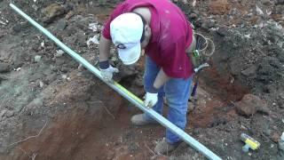 Design-build Narrow Lot Vlog #4 - Footings Of Steel